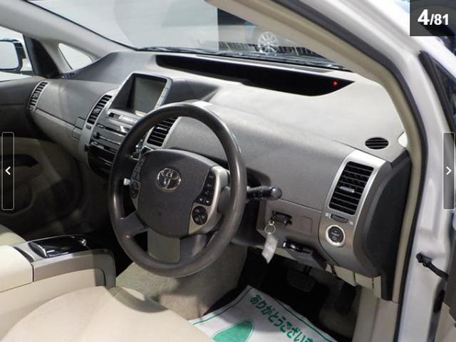 トヨタ プリウス Sツーリングセレクション 純HDDナビ バックカメラ ETC