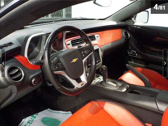 シボレー シボレー カマロ RS コメモラティブ エディション ワンオーナー車 SDナビ