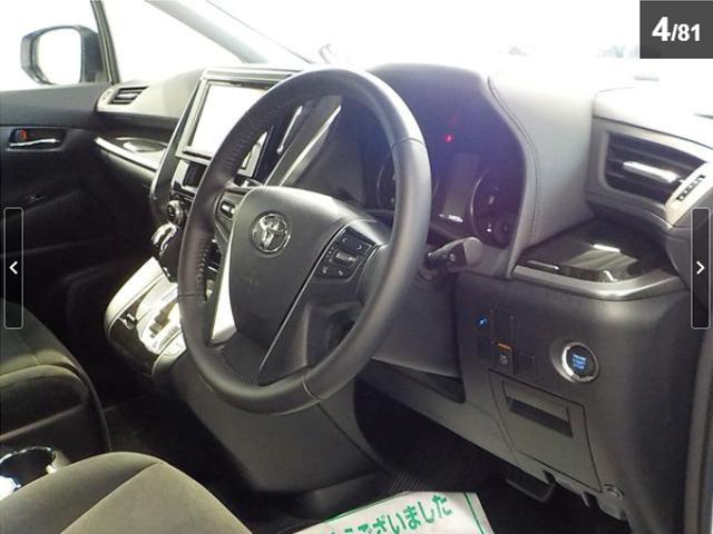 トヨタ ヴェルファイア 2.5Z Aエディション ワンオーナー SDナビ ETC